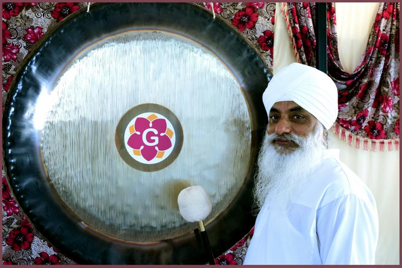 gong en klankschalen meditatie