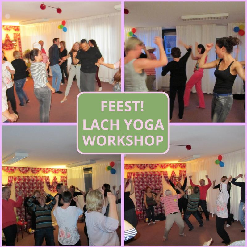 lachyoga workshop Gurbatschan Amersfoort