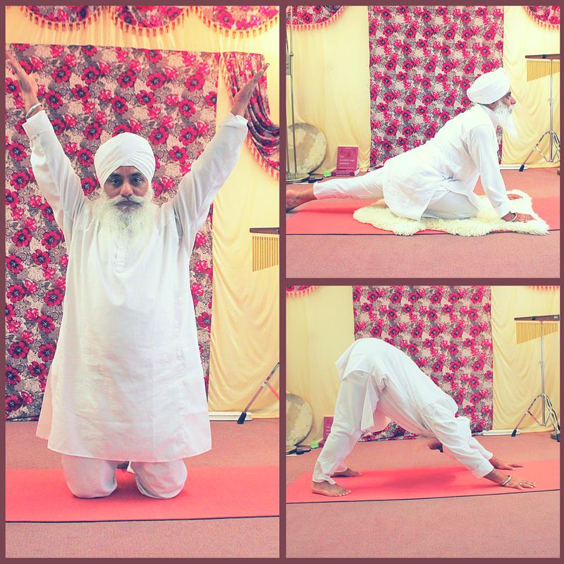 kundalini yoga oeffeningen Amersfoort Gurbatschan Yogaspecialist