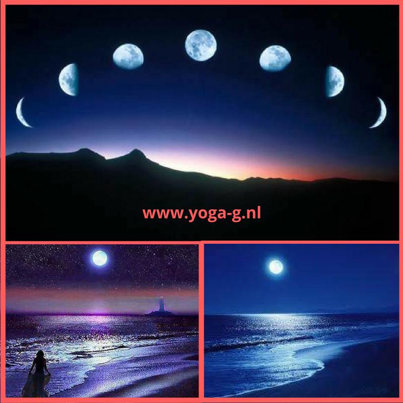 Volle maan meditatie - Yogastudio Gurbatschan Amersfoort