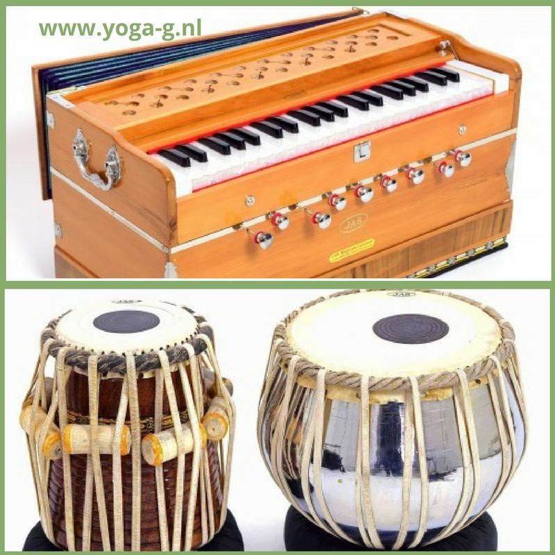 mantra muziek workshop - Yogastudio Gurbatschan Amersfoort
